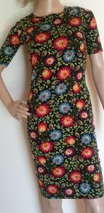 LuLaroe womens xxs Floral Dress
